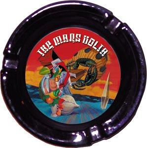 Mars Volta ~ Mars Volta Glass Ashtray