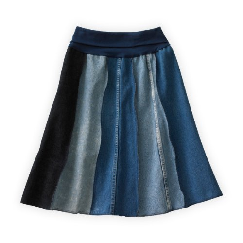 Reclaimed Denim Skirt