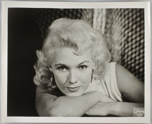 Bunny Yeager – Promotional Head Shot
