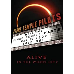 Stone Temple Pilots: Alive in the Windy City DVD