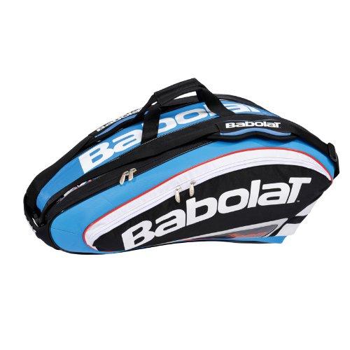 Babolat Racket Holder Team X6 Blue NEW Squashtasche