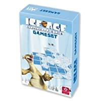 ASS Altenburger Spielkarten 22575394 - ASS Altenburger - Ice Age 4 - Spieleset