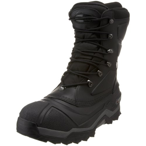 Baffin Men's Evolution Snow Boot,Black,11 M US