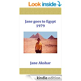 Jane goes to Egypt 1979