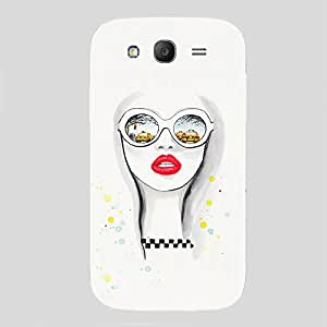 Back cover for Samsung Galaxy Grand 2 City Girl