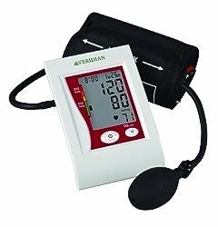 Veridian 01-5041 Semi-automatic Digital Blood Pressure Arm Monitor, Adult