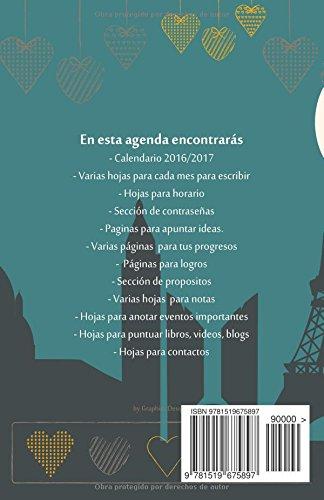 Agenda - Diario 2016 chick lit