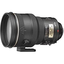 Nikon AF-S VR Nikkor 200mm f/2.0 G IF-ED Lens USA