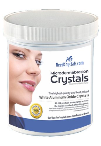 Microdermabrasion Crystals - 8oz (Grit 120) -
