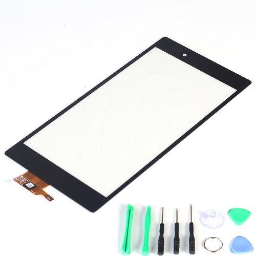 Generic New Touch Screen Digitizer Outer Glass Replacement (Lcd Display Not Included) For Sony Xperia Z Ultra Xl39H C6802