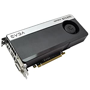EVGA GeForce GTX670 2048MB GDDR5 256bit, 2x Dual-Link DVI, HDMI, DP, 4-Way SLI Ready Graphics Card (02G-P4-2670-KR)