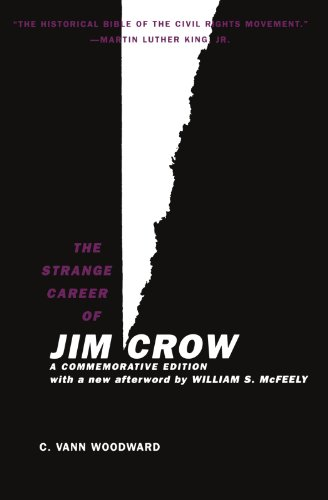 Image of The Strange Career of Jim Crow