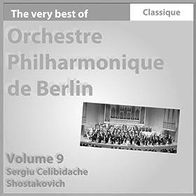 Shostakovich : Symphonie No. 7, en do majeur, Op. 60 Leningrad