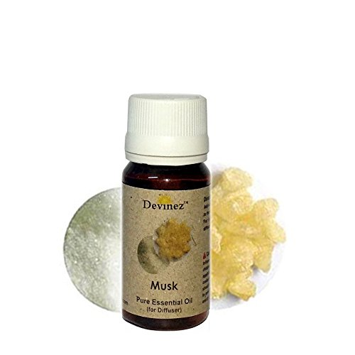 Devinez Musk Essential Oil For Electric Diffusers/ Tealight Diffusers/ Reed Diffusers, 30ml