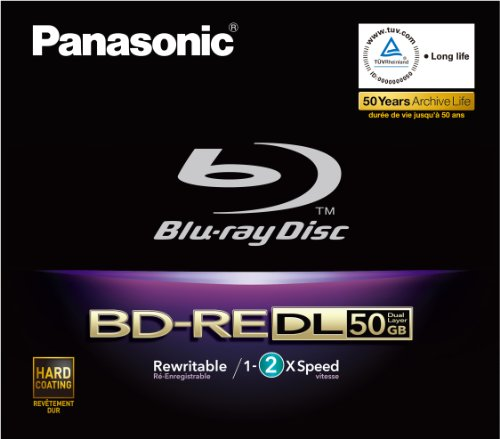 Panasonic LM-BE50DE 12cm Blu-Ray