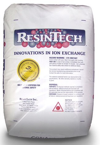 ResinTech High Capacity Water Softener Resin (1 Cu. Ft.) (Resin For Softener compare prices)
