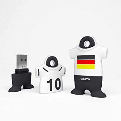 ADATA 4 GB Germany National Team USB Flash Drive T001