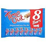Cadbury Time Out 8 X 16G Bars
