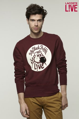 L!VE Crewneck Sweatshirt with