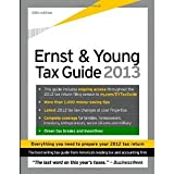 img - for Ernst & Young Tax Guide 2013 [Paperback] [2012] 1 Ed. Ernst & Young book / textbook / text book