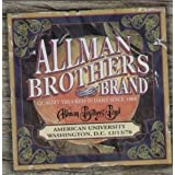 Allman Brothers Brand American University 12/13/70par The Allman Brothers Band