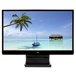 ViewSonic VX2370SMH-LED 23-Inch IPS LED Monitor (Frameless Design, Full HD 1080p, 30M