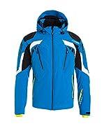 Hyra Chaqueta de Esquí Lofer Man (Azul / Negro)