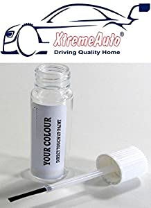 XtremeAuto® 12ml Touch Up Paint Bottle With a Brush In The Lid by XtremeAuto®
