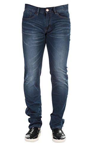 SUN68 Uomo Pantaloni Jeans Primavera Estate Blu Denim Art 16182 L05 P16