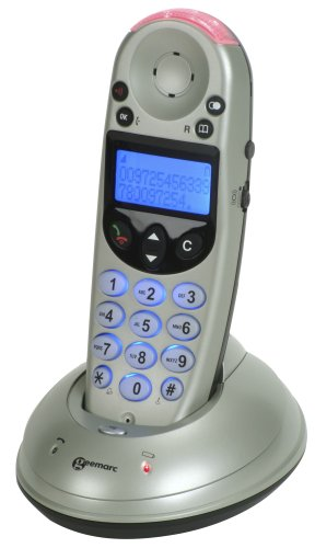 Geemarc Ampli250 Amplified Cordless Phone