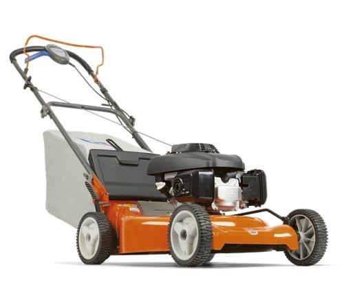 Husqvarna 7021R 21-Inch 160cc Honda GCV160 3-In-1 RWD Self-Propelled Lawn Mower (CARB Compliant)