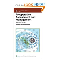 Preoperative Assessment and Management (Lippincott Williams & Wilkins Handbook)