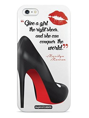 Marilyn Monroe Shoes Diva Case