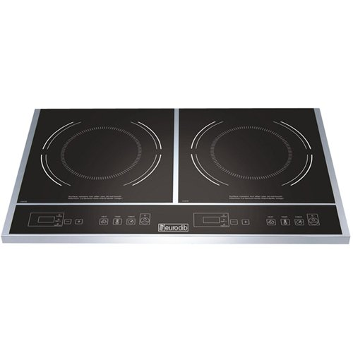 Double Induction Cooker ~ Eurodib double induction cooker