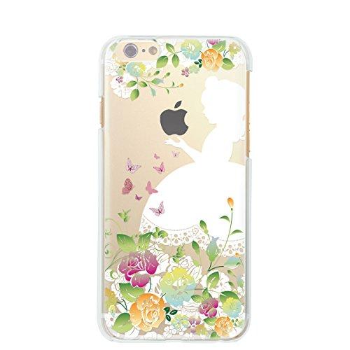 iPhone6 4.7 inch iphone ハードケース ケース カバー スマホケース クリアケース Clear Arts 白雪姫 08-ip6-ca0100b