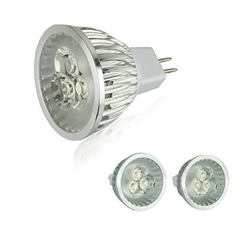 Voberry Ultra Bright E14 Led Spot Lights Lamp Bulb 9W 60 Degrees 85-265V Warm White (Warmwhite)