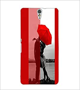 PrintDhaba Couple D-3738 Back Case Cover for SONY XPERIA C5 ULTRA (Multi-Coloured)