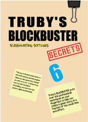 John Truby's Blockbuster (Writing and Screenwriting Software)