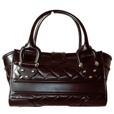 Burberry BQL Manor Bag 11676214 in dark chocolate