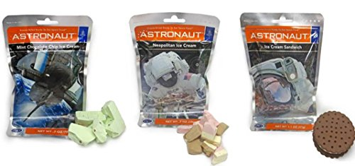 Astronaut Foods Freeze-Dried Ready To Eat Space Food Ice ...