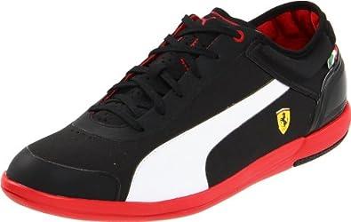 Amazon.com: Puma Men's Driving Power LT Lo SF Ferrari Fashion Sneaker