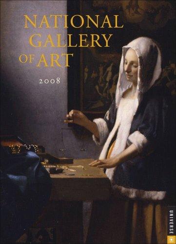National Gallery of Art: 2008 Engagment Calendar
