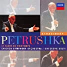 Stravinsky:Petrushka.Lesacrein