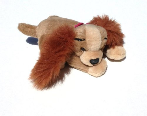 Lady and the Tramp Plush - 1