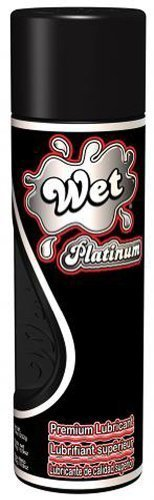 Wet Platinum Premium Lubricant - 8.9 oz. by Wet International (Wet Platinum Premium Lubricate compare prices)