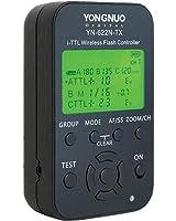 Yongnuo YN-622N-TX sans fil LCD i-TTL émetteur Trigger contrôleur de flash pour Nikon D70 D70S D80 D90 D200 D300S D600 D700 D800 D3000 D3100 D3200 D5000 D5100 D5200 D5300 D7000 D7100 LF329+WINGONEER® diffuseur