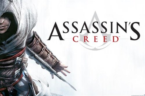 Assassin's Creed (Altair) Video Game Poster Print - 24x36