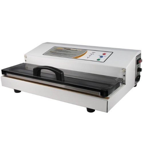 Weston 65-0101 Pro-2100 Vacuum Sealer, White Reviews