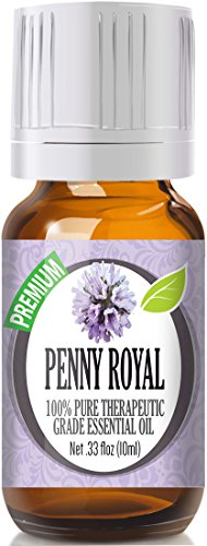 Penny Royal 100% Pure, Best Therapeutic Grade Essential Oil - 10ml
