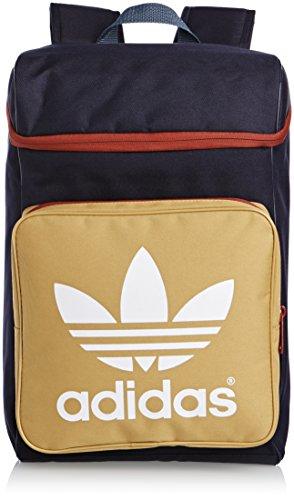 adidas(アディダス) オリジナルス バックパック HERI BACKPACK CLASSIC 13L ダークヴァイオレット amj43-AB2690